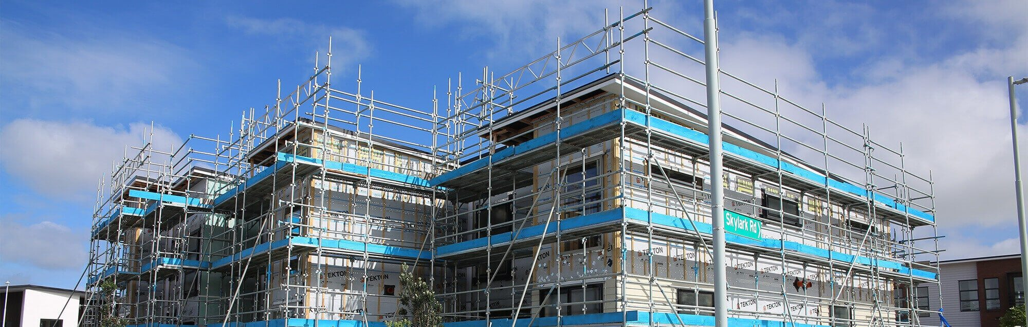 banner01 Collins Scaffolding Supplier Auckland